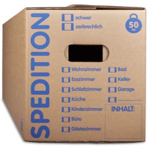 1588057735 152 KK Verpackungen® Umzugskartons mit 50KG Tragkraft 10 Stueck 2 wellige - KK Verpackungen® Umzugskartons mit 50KG Tragkraft | 10 Stück, 2-wellige Mehrweg-Umzugskisten in extrastabiler Speditionsqualität