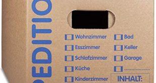 KK Verpackungen® Umzugskartons mit 50KG Tragkraft 10 Stueck 2 wellige 310x165 - KK Verpackungen® Umzugskartons mit 50KG Tragkraft | 10 Stück, 2-wellige Mehrweg-Umzugskisten in extrastabiler Speditionsqualität